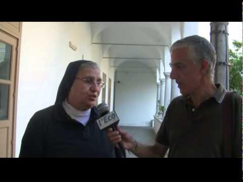 Suor Maria Provenzano lascia tra le lacrime la comunità di Lauria