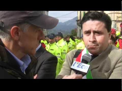 Raduno regionale del Gruppo Lucano della Protezione Civile a Lauria