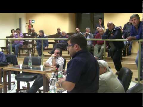 Il 6 ottobre 2011 si è svolto regolarmente il Consiglio Comunale di Lauria