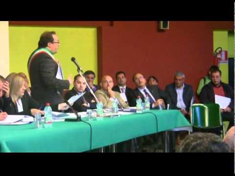 Consiglio Comunale di Lagonegro sul Tribunale