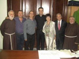 Lagonegro: Don Luca Infantino in visita a Lagonegro