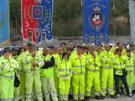protezione civile 100