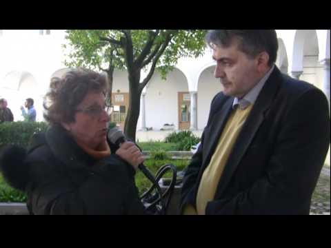 Le interviste in occasione dell'assemblea regionale di Libera