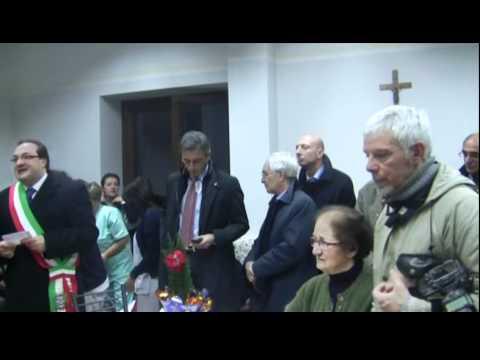 Inaugurata la sede riqualificata della Casa di Riposo di Lagonegro