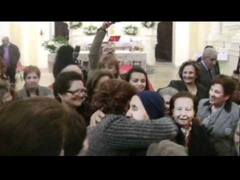 Suor Teresa Valentini ha festeggiato 60 anni di vita religiosa