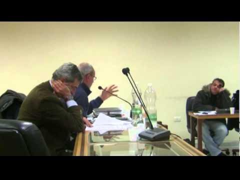 Consiglio comunale pomeridiano a Lauria