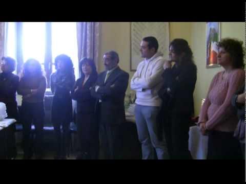 Prospero Pansardi va in pensione, cerimonia al Comune di Lauria