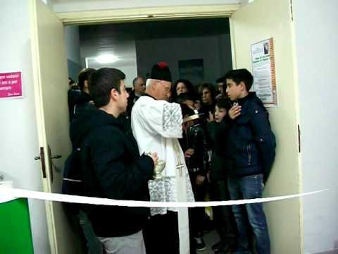 Inaugurato un nuovo oratorio a Policoro