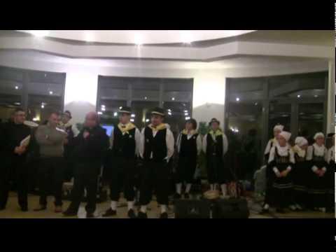 Prestigioso riconoscimento per il gruppo Folk Domenico Lentini di Lauria