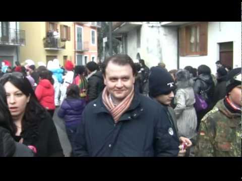Carnevale a Nemoli, sfilano carri, maschere e buonumore