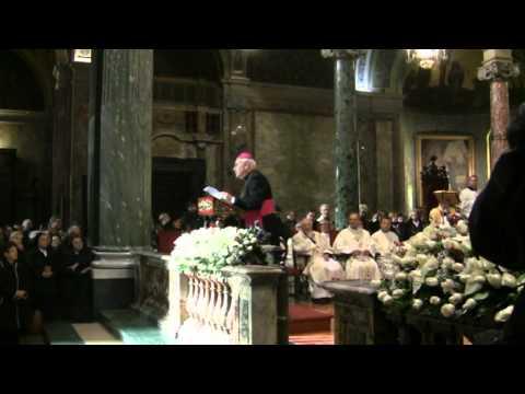 A grande richiesta….lo Speciale sul decennale dell'Ordinazione sacerdotale di Mons. Francesco Nolè