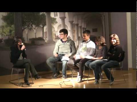 Gli studenti dell'Isis Miraglia intervistano il giudice Anna Ida Capone