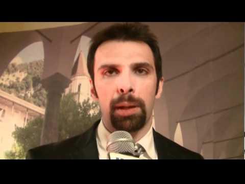 """Dino Rosa presenta """"Cercando la vita"""" a Lauria"""