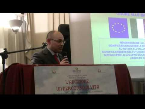 A Lagonegro importante iniziativa del Rotary Club sulle adozioni
