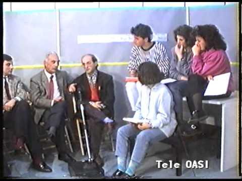 Un documento storico per Lauria: la trasmissione Tv sul Campanilismo