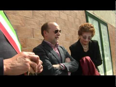 Intitolato ufficialmente il Palazzetto dello Sport di Lauria a Gino Alberti