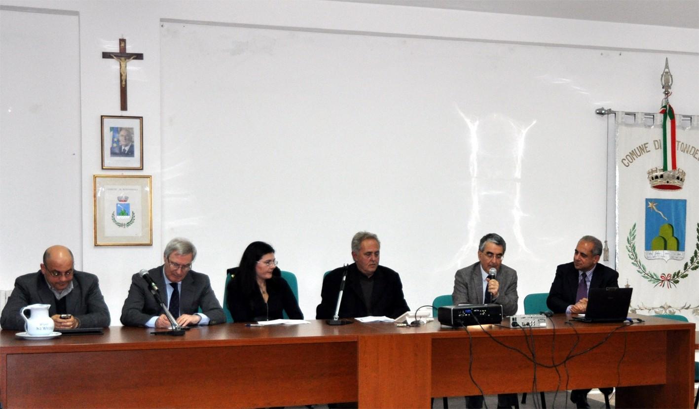 Conferenza Rotondella