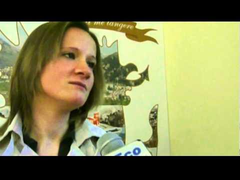 Eugenia Ucchino, a Lagonegro si sogna sulle punte