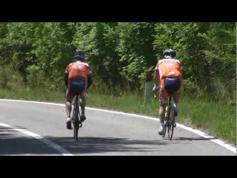 Il Ciclo Club Lauria messaggero di amicizia a Noepoli