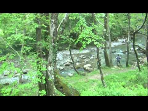 Gara di pesca sul torrente della Canicella