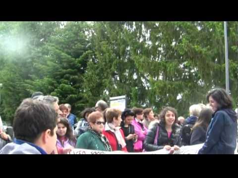 L'Associazione Libera ha promosso la Passeggiata per la Giustizia nella Valle del Noce
