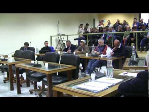 Consiglio Comunale a Lauria sui lavori autostradali e sulla Melara