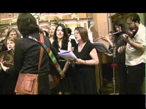 """Le bellissima realtà del Coro """"Perfetta letizia"""" di Copertino"""