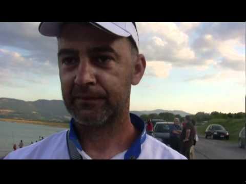 """Pesca sportiva e turismo grazie all'invaso di Monte Cotugno e all'impegno dell'Associazione """"Team Pesca Sportiva Senise"""""""