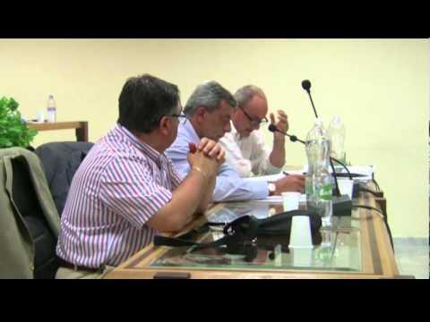 Il Consiglio Comunale di Lauria approva il Bilancio 2012