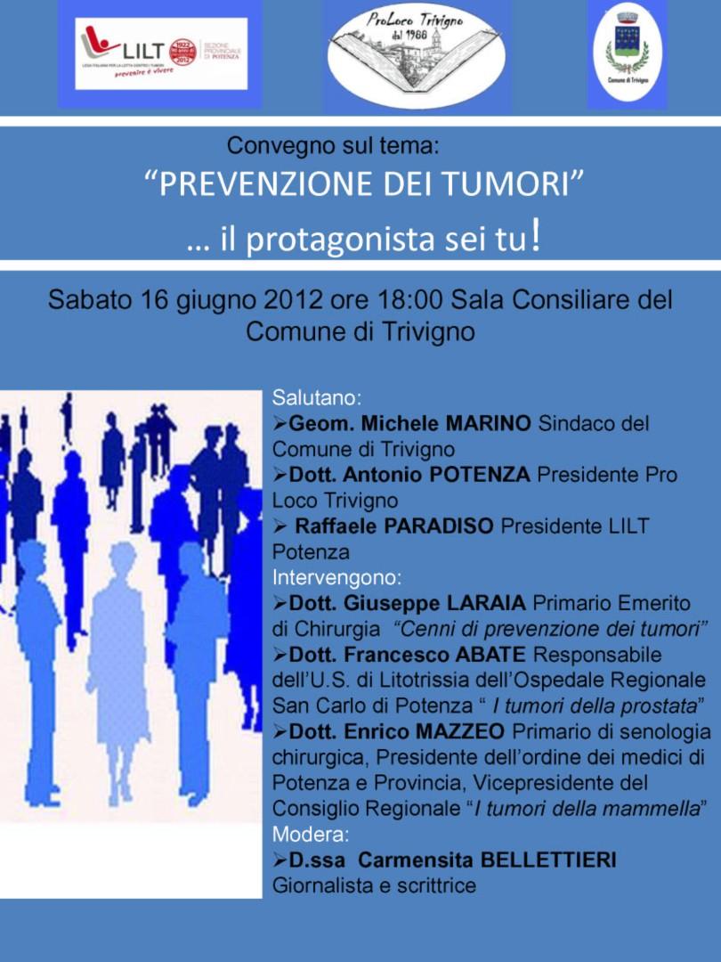 Pagine da Prevenzione dei tumori