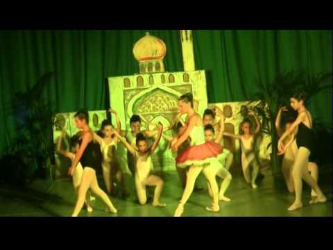 La scuola di danza di Eugenia Ucchino conquista Lagonegro
