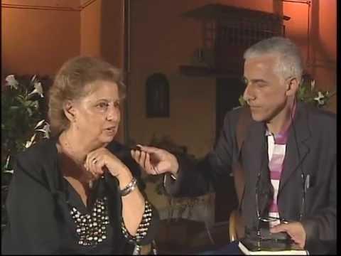 Maratea onorata dalla presenza di Maria Falcone
