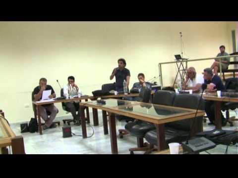 Consiglio a Lauria caratterizzato dalla Cittadinanza onoraria al Capitano Gdf D'Elia