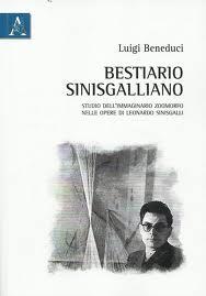 Bestiario Sinisgalliano copertina libro