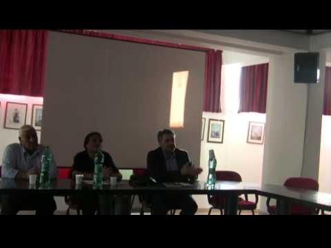 Gaspare Uccelli ha presentato il suo libro a Terranova del Pollino