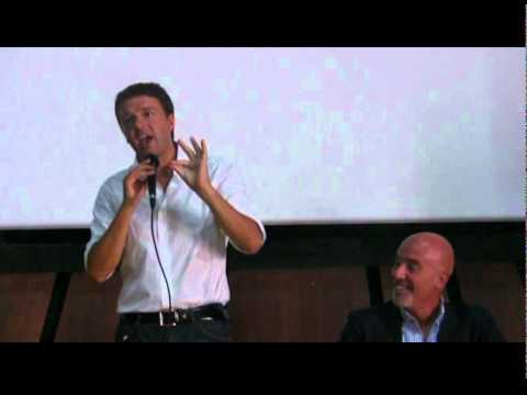 Matteo Renzi, lucano per un giorno, partendo da Latronico