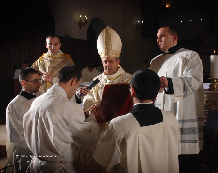 Diaconato appella
