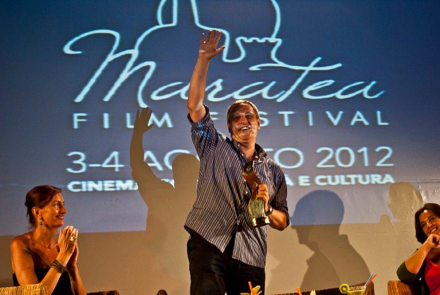 Maurizio de Giovanni al MFF 2012