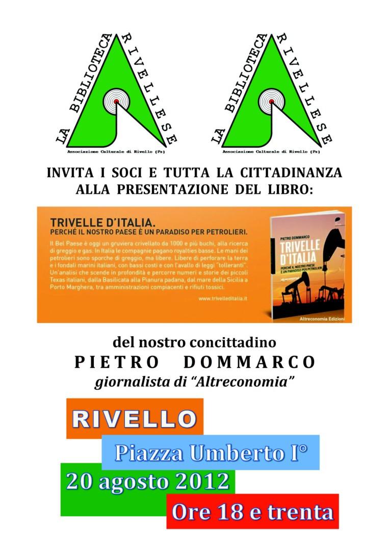 TRIVELLE D'ITALIA pdf