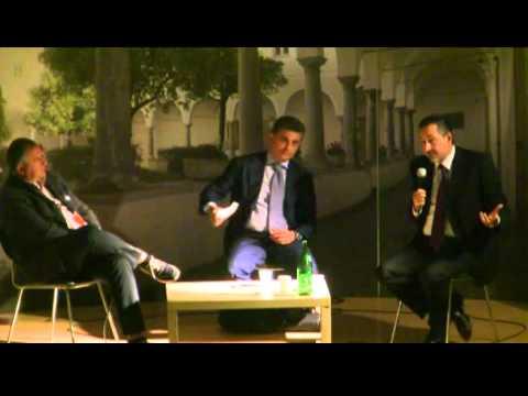 Il confronto De Filippo-Pittella ha concluso la giornata lauriota  curata dal Pd e dalla Fabbrica delle Idee
