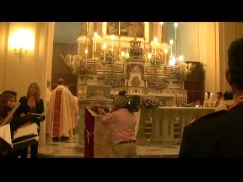 Lagonegro ha vissuto uno straordinario evento religioso: la presenza della gerarchia francescana di San Giovanni Rotonda