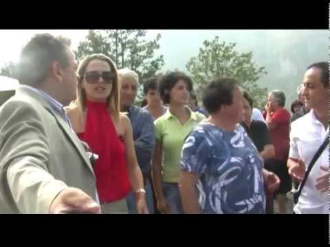 Strada Ordicoso: gli abitanti di contrada Sirino pronti a mettere una tenda sotto il Municipio di Lauria