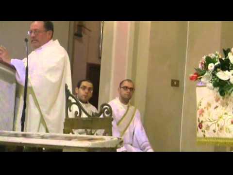 Sette nuovi diaconi feteggiano il quindicesimo della beatificazione del Lentini