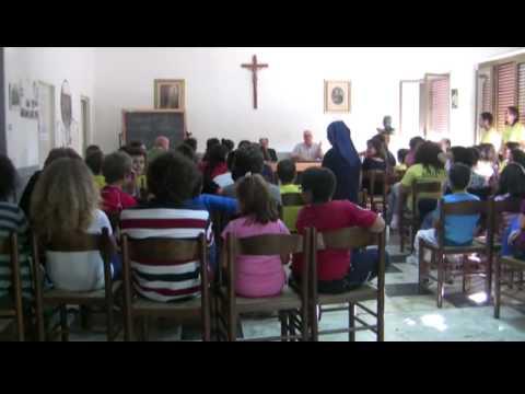 Parte l'Oratorio della parrocchia di San Giacomo di Lauria