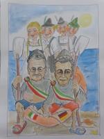 Tour operator tedeschi in visita nella Valle del Noce