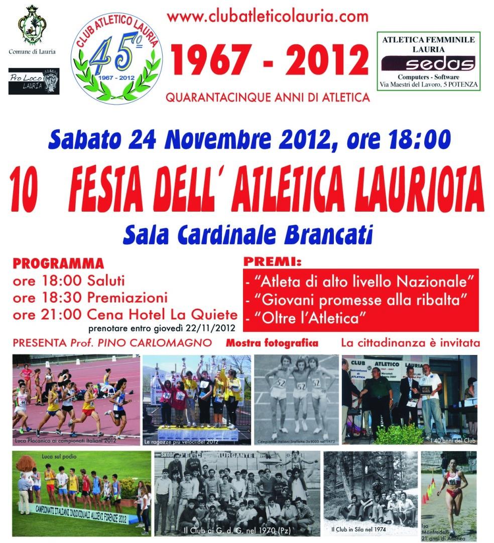 CLUB ATLETICO FESTA
