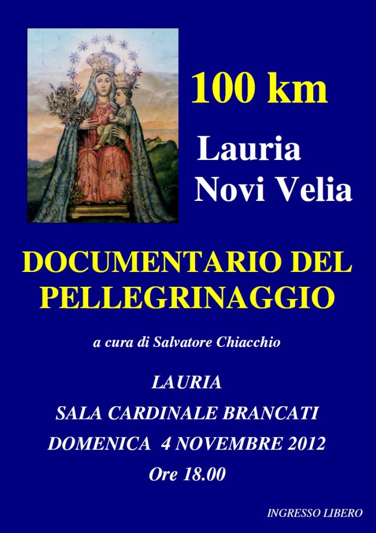 Locandina Film Sacro Monte