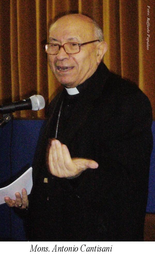 Mons. Antonio Cantisani 18.11.2008