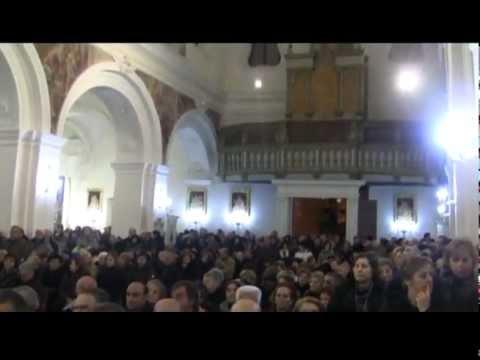 Riaperta al culto la meravigliosa chiesa di San Nicola di Mira a Castelluccio Inferiore