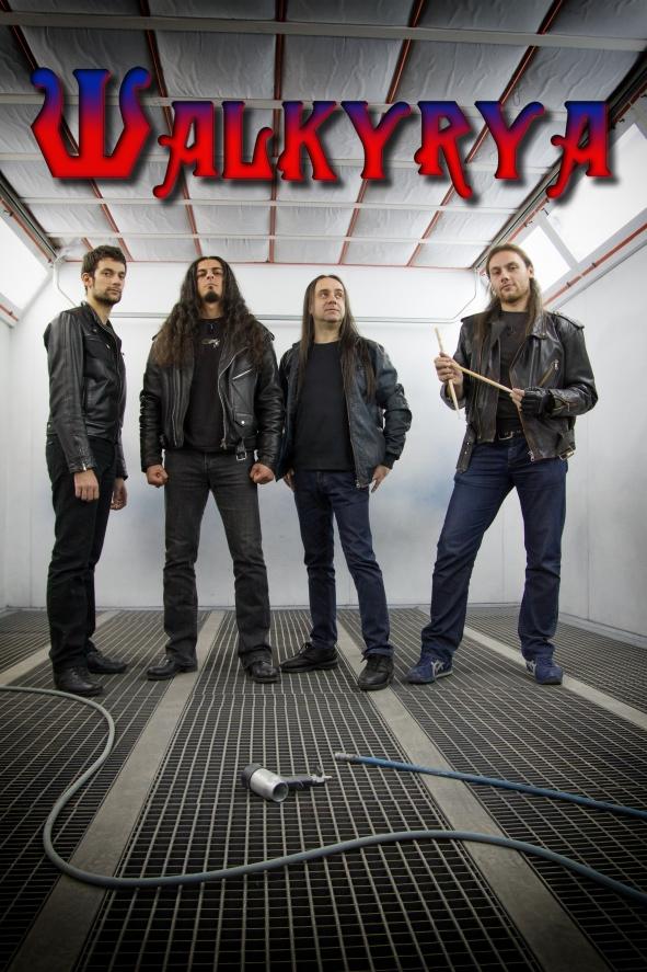 Walkyrya - Band